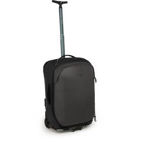 Osprey Rolling Transporter Carry-On 38 Mochila de Viaje, negro